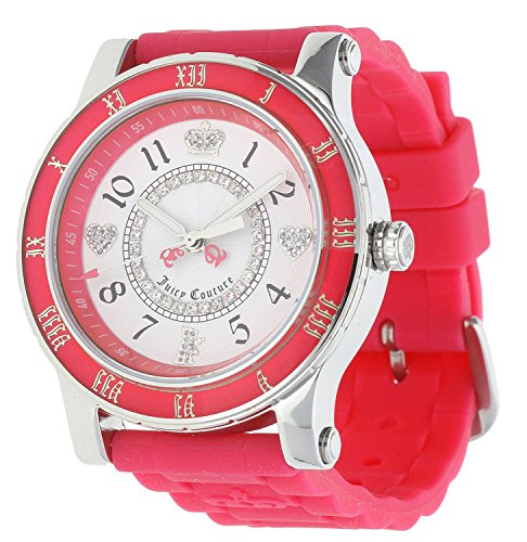 Juicy Couture Ladies Pink HRH Watch