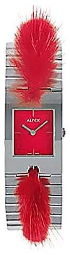 Alfex Damenuhr 5529274 Quarz Schweizer Qualitaet UVP 360 EUR