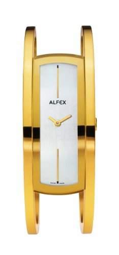 Alfex Damenuhr 5572021 Quarz Schweizer Qualitaet UVP 290 EUR