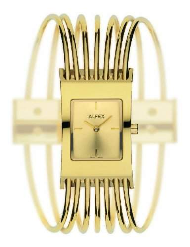 Alfex Damenuhr 5580379 Quarz Schweizer Qualitaet UVP 265 EUR