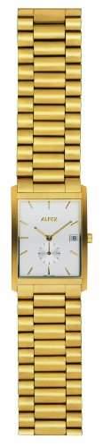 Alfex fuer Maenner -Armbanduhr Analog Quartz 5581_021