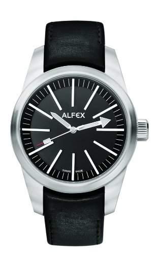Alfex fuer Frauen-Armbanduhr Analog Quartz 5624_497