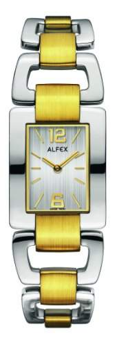 Alfex fuer Frauen-Armbanduhr Analog Quartz 5632_484