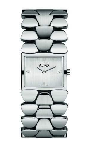 Alfex fuer Frauen-Armbanduhr Analog Quartz 5633_001