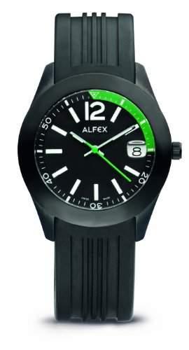 Alfex fuer Maenner -Armbanduhr Analog Quartz 5648_695