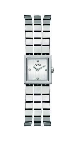 Alfex fuer Frauen-Armbanduhr Analog Quartz 5655_001