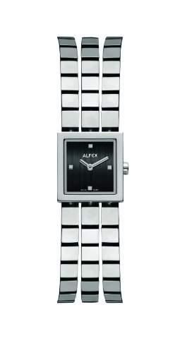 Alfex fuer Frauen-Armbanduhr Analog Quartz 5655_002
