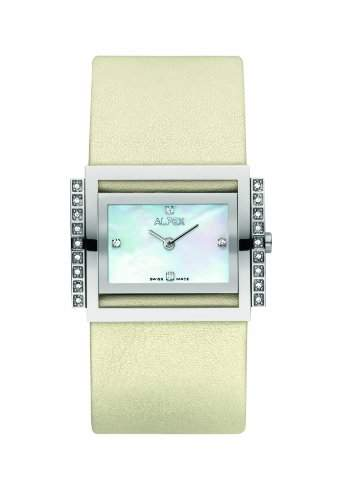 Alfex fuer Frauen-Armbanduhr Analog Quartz 5659_753