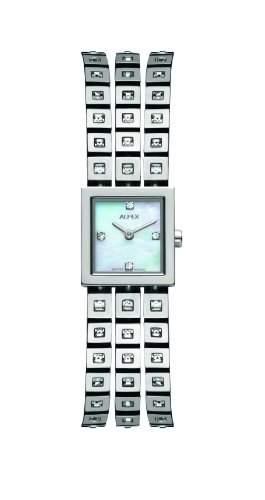 Alfex fuer Frauen-Armbanduhr Analog Quartz 5661_755