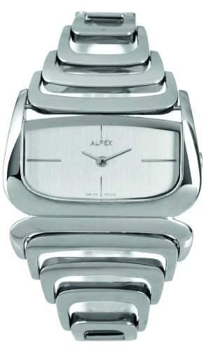 Alfex fuer Frauen-Armbanduhr Analog Quartz 5669_001