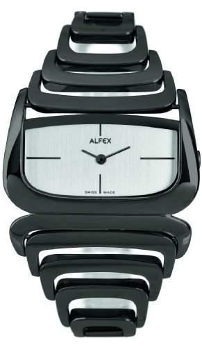 Alfex fuer Frauen-Armbanduhr Analog Quartz 5669_783
