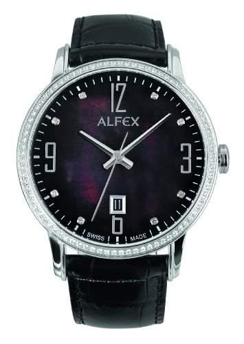 Alfex fuer Frauen-Armbanduhr Analog Quartz 5670_785