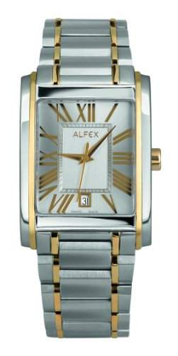 Alfex fuer Frauen-Armbanduhr Analog Quartz 5682_752