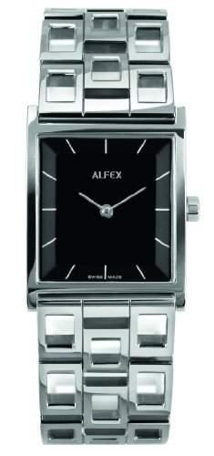 Alfex fuer Frauen-Armbanduhr Analog Quartz 5683_002