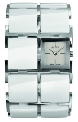 Alfex fuer Frauen-Armbanduhr Analog Quartz 5686_770