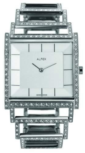 Alfex fuer Frauen-Armbanduhr Analog Quartz 5688_814