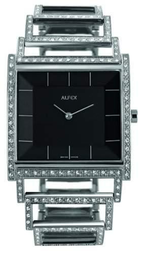 Alfex fuer Frauen-Armbanduhr Analog Quartz 5688_815