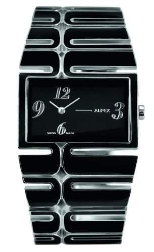 Alfex fuer Frauen-Armbanduhr Analog Quartz 5691_833