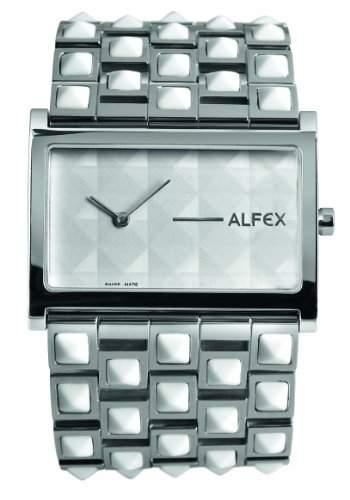 Alfex fuer Frauen-Armbanduhr Analog Quartz 5695_770
