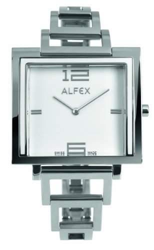 Alfex fuer Frauen-Armbanduhr Analog Quartz 5699_854