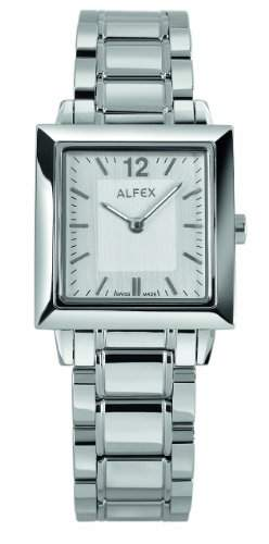 Alfex fuer Frauen-Armbanduhr Analog Quartz 5700_003