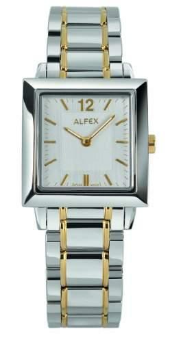 Alfex fuer Frauen-Armbanduhr Analog Quartz 5700_043