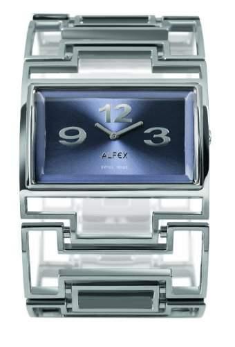 Alfex fuer Frauen-Armbanduhr Analog Quartz 5711_873