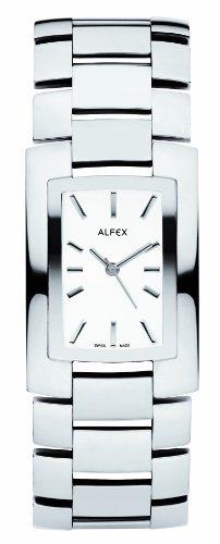 Alfex Damenuhr 5593 001 Quarz Schweizer Qualitaet UVP 220 EUR