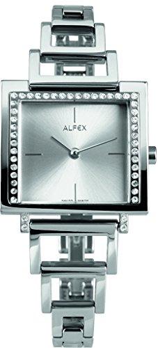 Alfex Damenuhr 5692 834 Quarz Schweizer Qualitaet UVP 295 EUR