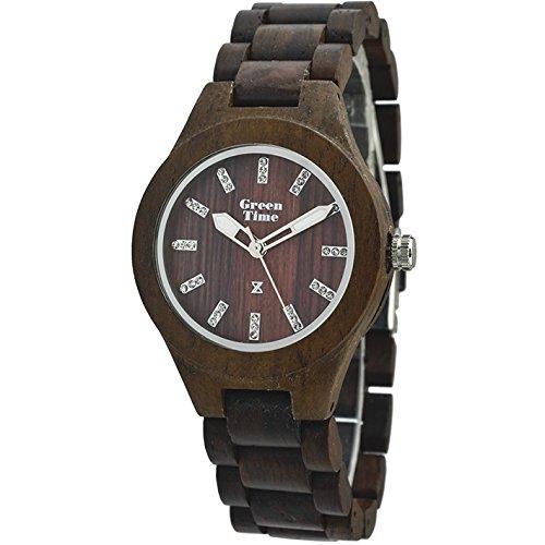 Uhr nur Zeit Damen Green Time Trendy Cod zw019b