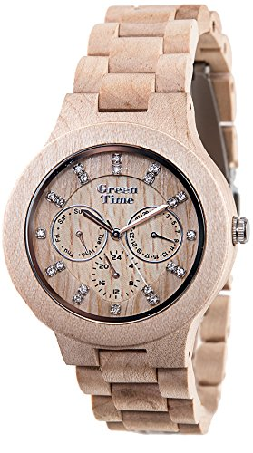Green Time Unisex Armbanduhr ZW025 B