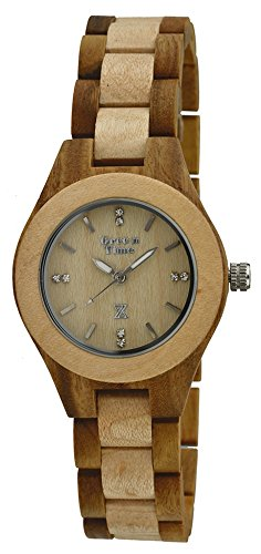 Green Time Unisex Armbanduhr ZW035 B