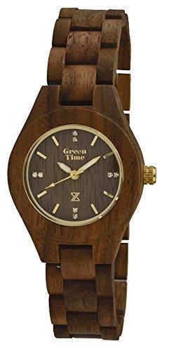 Green Time Unisex Armbanduhr ZW035 C