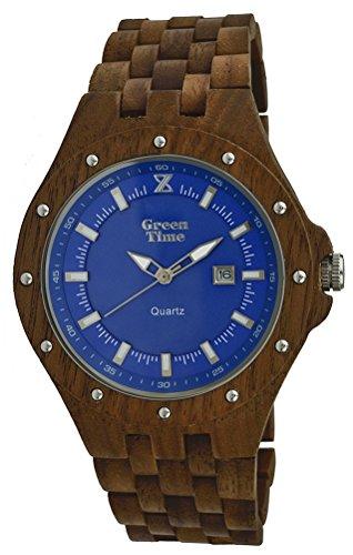 Green Time Unisex Armbanduhr ZW038 B