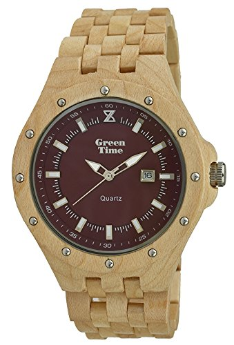 Green Time Unisex Armbanduhr ZW038 C