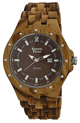 Green Time Unisex Armbanduhr ZW038 D