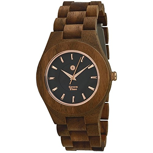 Uhr nur Zeit Unisex Green Time Casual Cod zw032 C