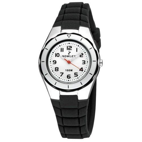 Uhr NOWLEY Maedchen 8 6139 0 5 Licht in dem Zifferblatt Wasserdicht 100 MTS