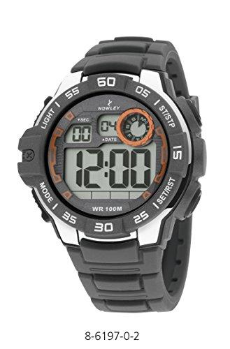 Uhr NOWLEY 8 6197 0 2 Digital Gummi Armband