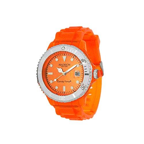 Madison Uhr Jelly Mix Orange