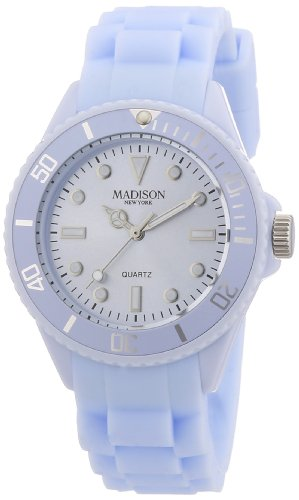 Pastell Blaue Madison New York Candy Time Mini