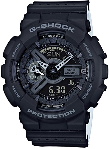 CASIO G SHOCK Punching Pattern Series GA 110LP 1AJF Mens