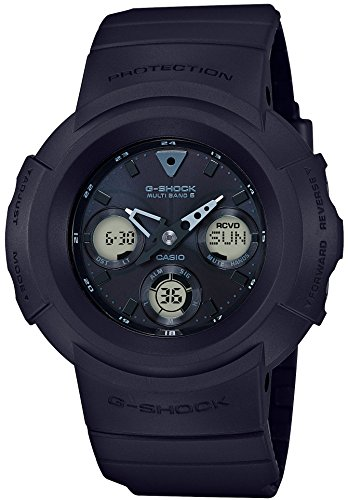 CASIO G SHOCK AWG M510SBB 1AJF MENS