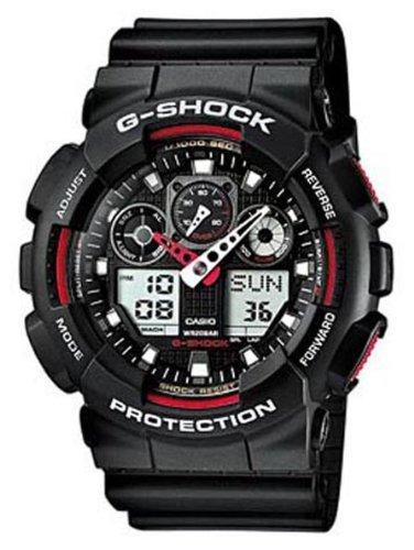g shock GA 100 1A4ER black