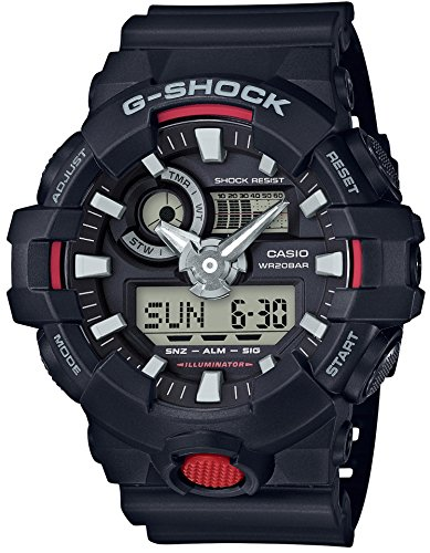 CASIO G SHOCK GA 700 1AJF MENS
