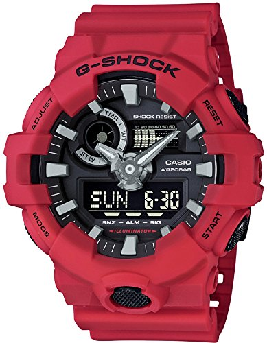 CASIO G SHOCK GA 700 4AJF MENS