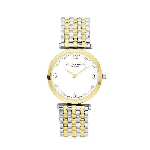 Abeler & Soehne Damen Armbanduhr ELEGANCE AS3158