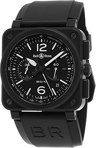 Bell Ross Aviation BR03 94 BR0394 BW