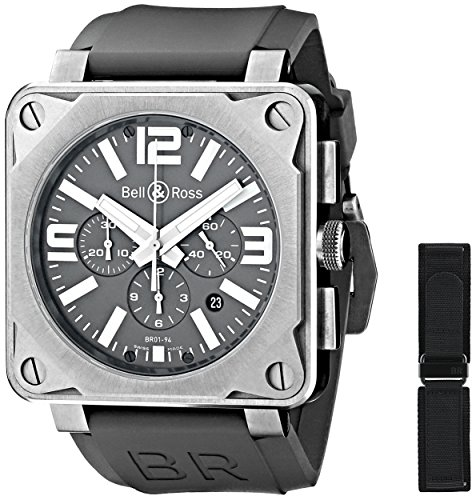 Bell Ross Aviation BR01 94 Chronograph BR0194 TI Pro