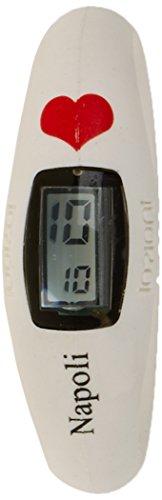 IO ION e lvn29 i Armbanduhr Quarz Digitale Datum Uhrzeit Armband Silikon Mehrfarbig